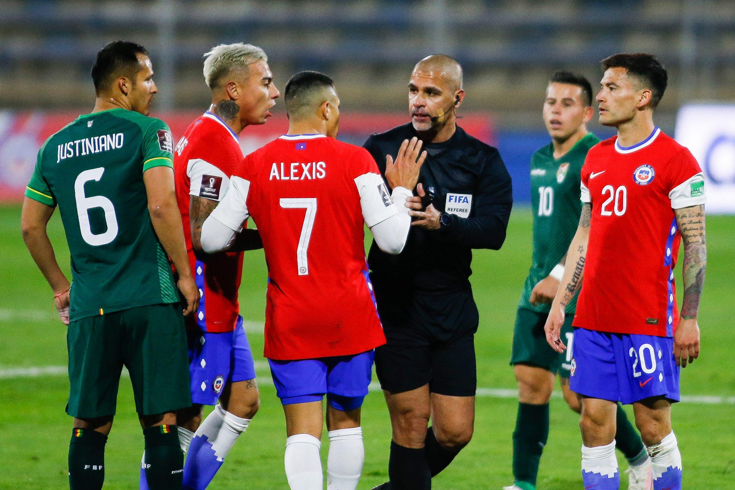 Clasificatorias Qatar 2022: Chile Vs Bolivia