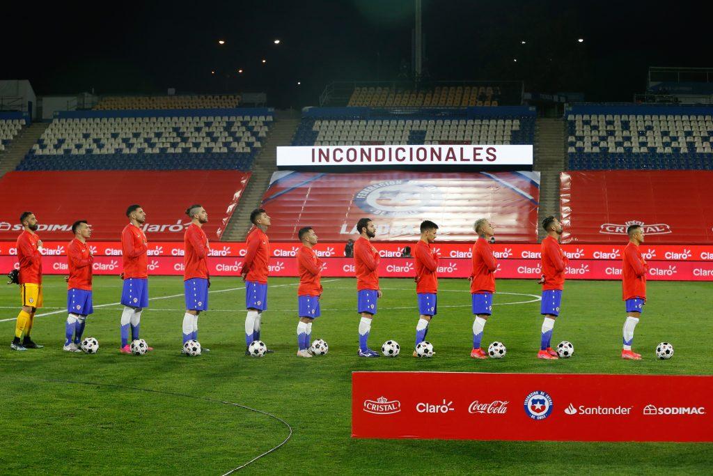 Clasificatorias Qatar 2022: Chile Vs Bolivia Arturo Vidal