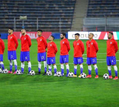 Nómina Selección Chilena
