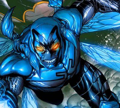Blue Beetle Pelicula 1