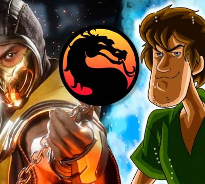 COVER Los Fans Quieren Que Shaggy De Scooby Doo Entre En El Mortal Kombat 11