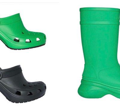 Balenciaga x Crocs (2022)