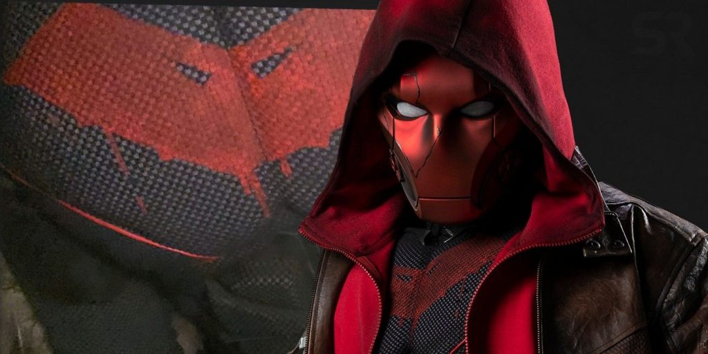 Titans Season 3 Curran Walters Red Hood Costume Details SR