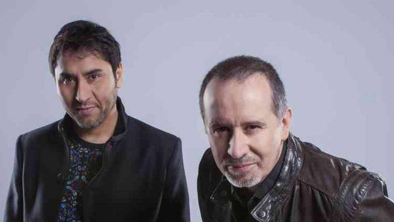 Claudio Narea y Miguel Tapia