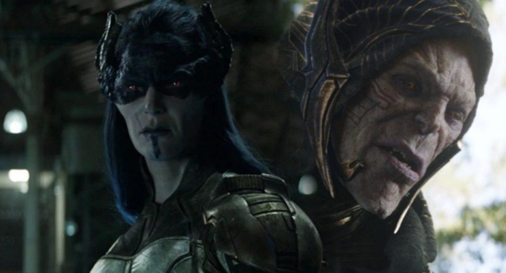 Avengers Infinity War Proxima Midnight Corvus Glaive Married 1126659 1280x0