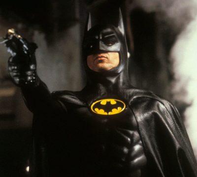 Batman Michael Keaton Flash