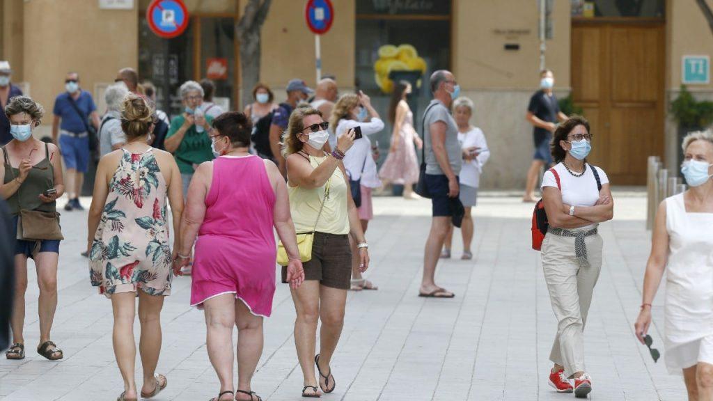 Espana Eliminara La Obligatoriedad De Mascarillas A Partir Del 26 De Junio Foto Efe