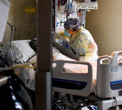 Hospitalización Menores Casos