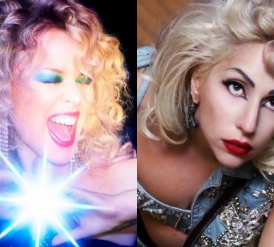 Kylie Minogue Lady Gaga Born This Way