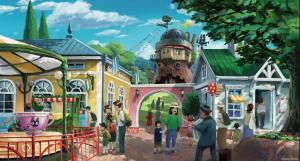 Parque Studio Ghibli