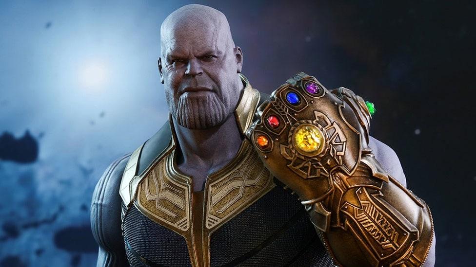 Thanos Bebe Marvel