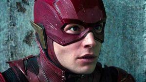 The Flash Super Girl