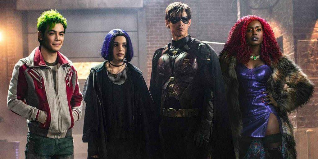 Titans Review Dc Universe Tv Show