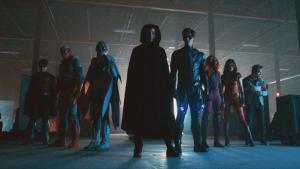Titans  Tercera Temporada