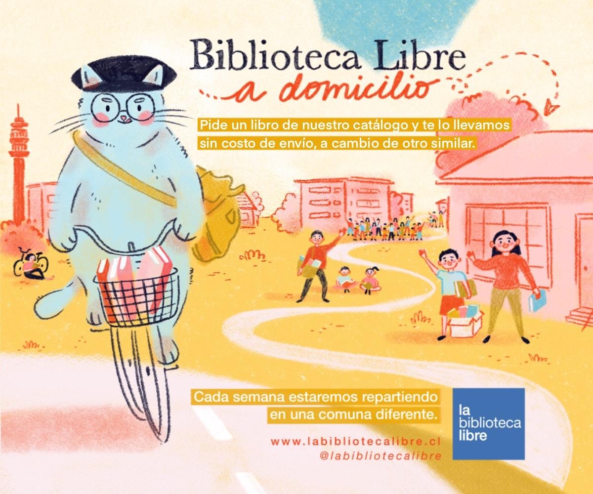 La Biblioteca Libre A Domicilio