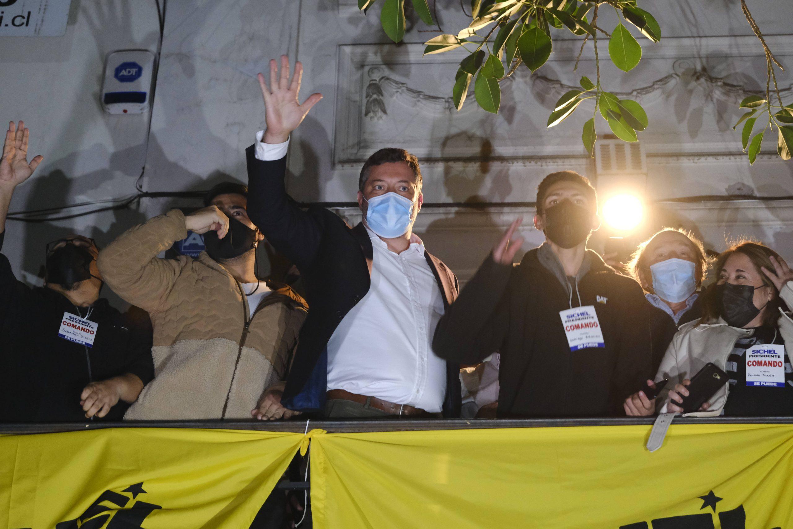 Sebastián Sichel Ganador De Primarias Chile Vamos