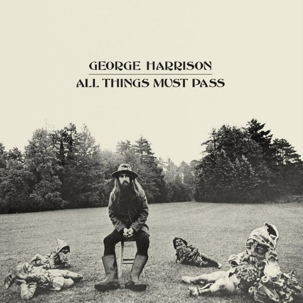 All Things Must Pass De George Harrison.