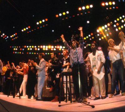Colaboraciones Live Aid