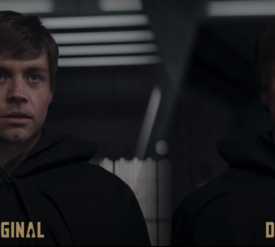 Deep Fake Star Wars