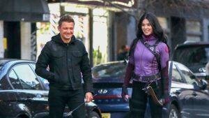 Hawkeye 4 fecha estreno