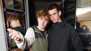 hijo de Liam Gallagher