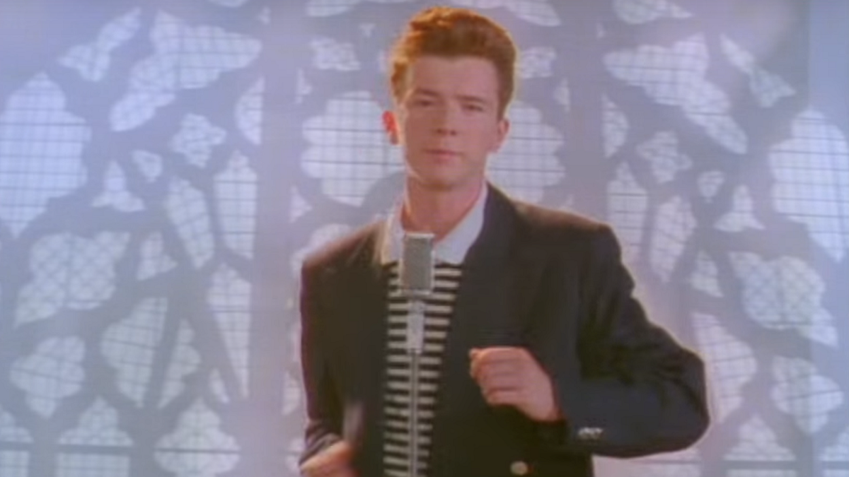 Never Gonna Give You Up De Rick Astley