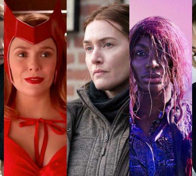 Premios Emmy series nominadas