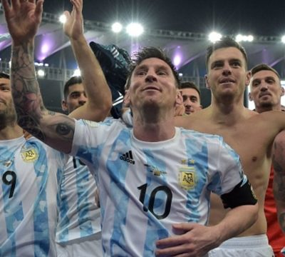 Maradona Copa América