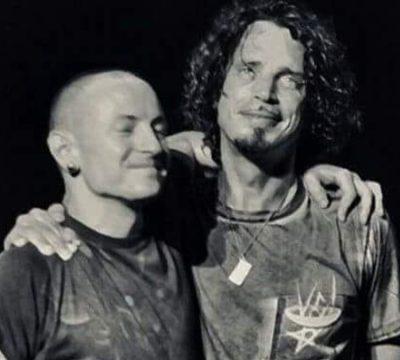Chris Cornell y Chester Bennington