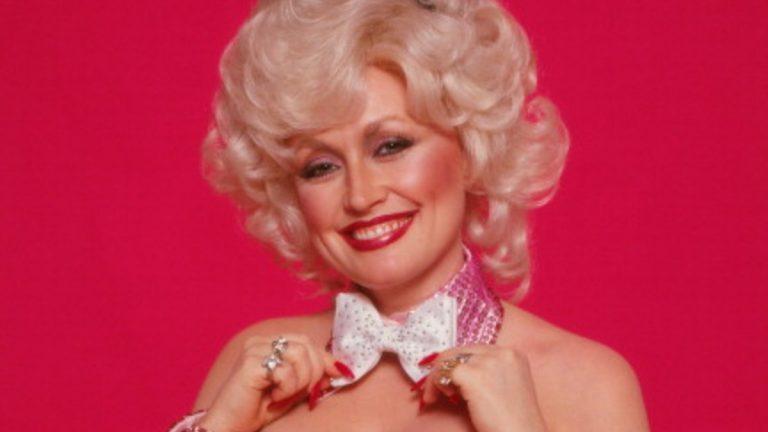 Dolly Parton playboy