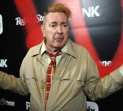 John Lydon The Crown