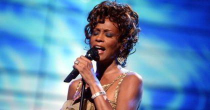 holograma de Whitney Houston