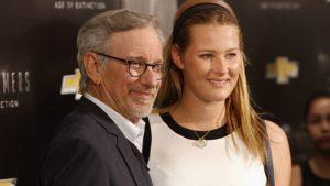 Hija de Steven Spielberg