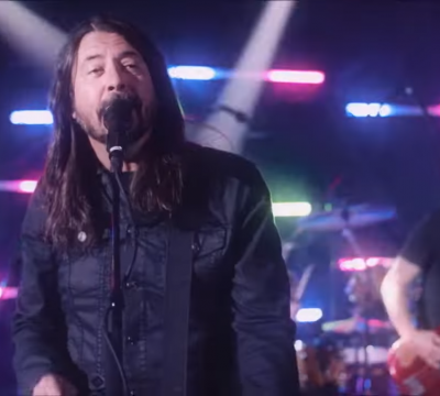 Foo Fighters disco