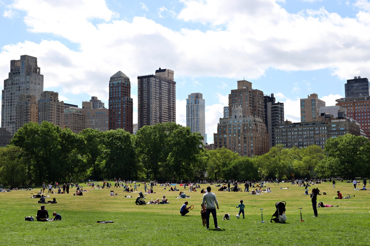 Central Park (Getty Images)