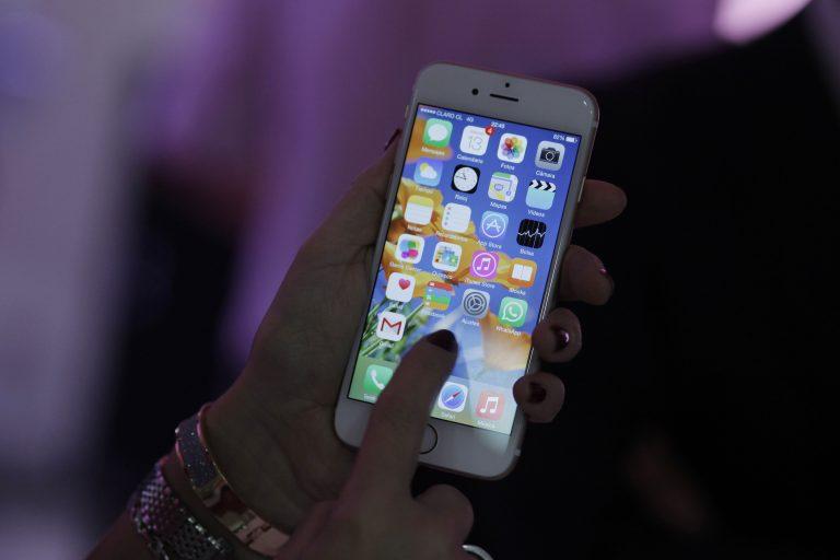 iphone compensación