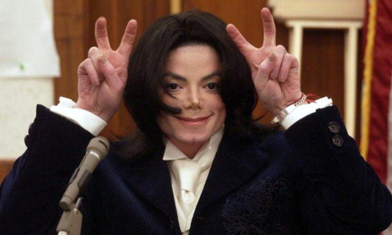 Michael Jackson fantasma