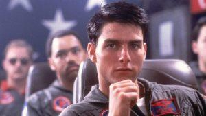 Tom Cruise En Top Gun (1986) (1)