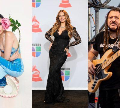 Artistas Chilenos conciertos internacionales