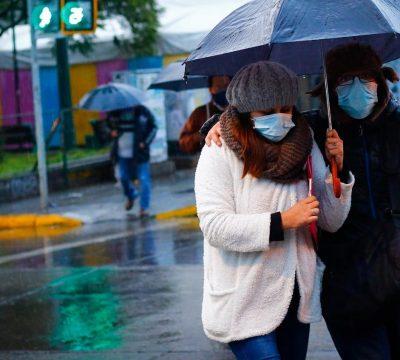 lluvia precipitaciones fiestas patrias tiempo clima meteorología meteorologica santiago valparaiso pronostico del dieciocho 18 region metropolitana