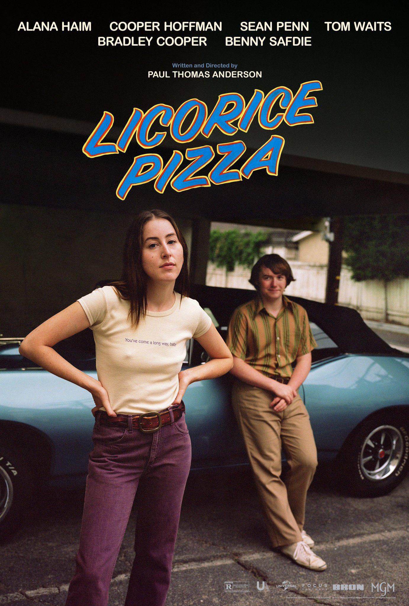 Liquorice Pizza