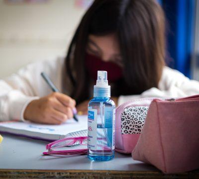 PUERTO MONTT : Colegio Pumahue En Inicio Escolar Presencial