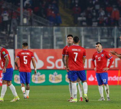 Clasificatorias Qatar 2022: Chile Vs Brasil