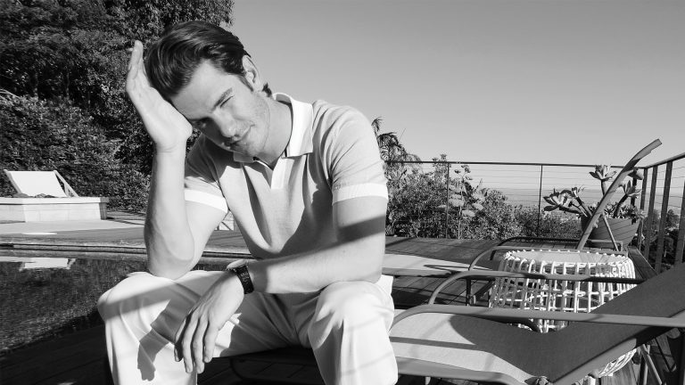 Andrew Garfield By Cliff Watts For Variety