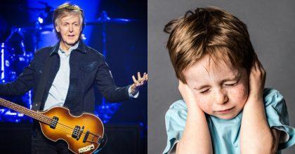 paul mccartney nietos les molesta que toque la guitarra electrica acustica the beatles canciones grandes exitos ex