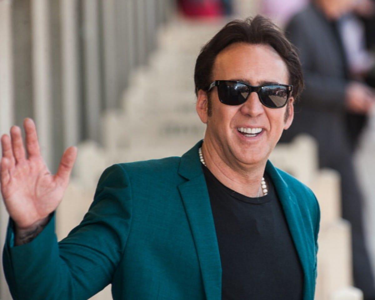 Getty Nicolas Cage