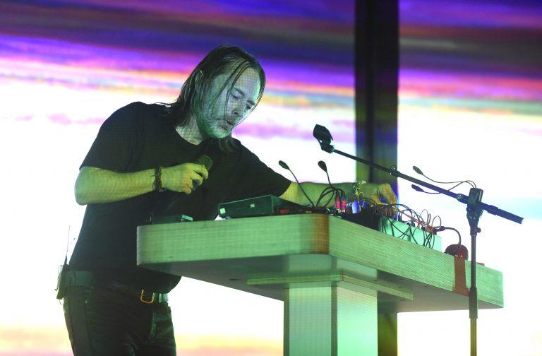 thom yorke kid a radiohead disco album escuchar descargar portada historia detras de la