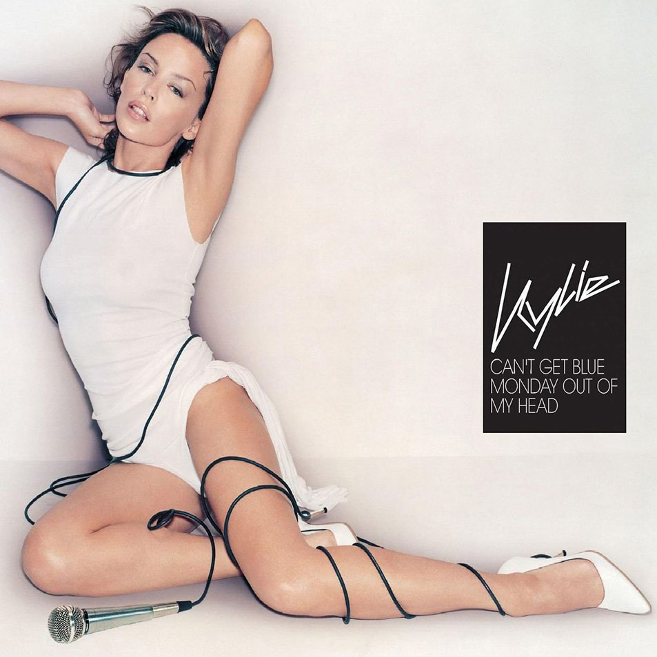 Kylie Minogue Cant Get Blue Monday Out Of My Head