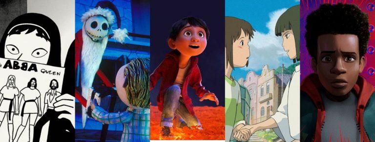 mejores películas animadas