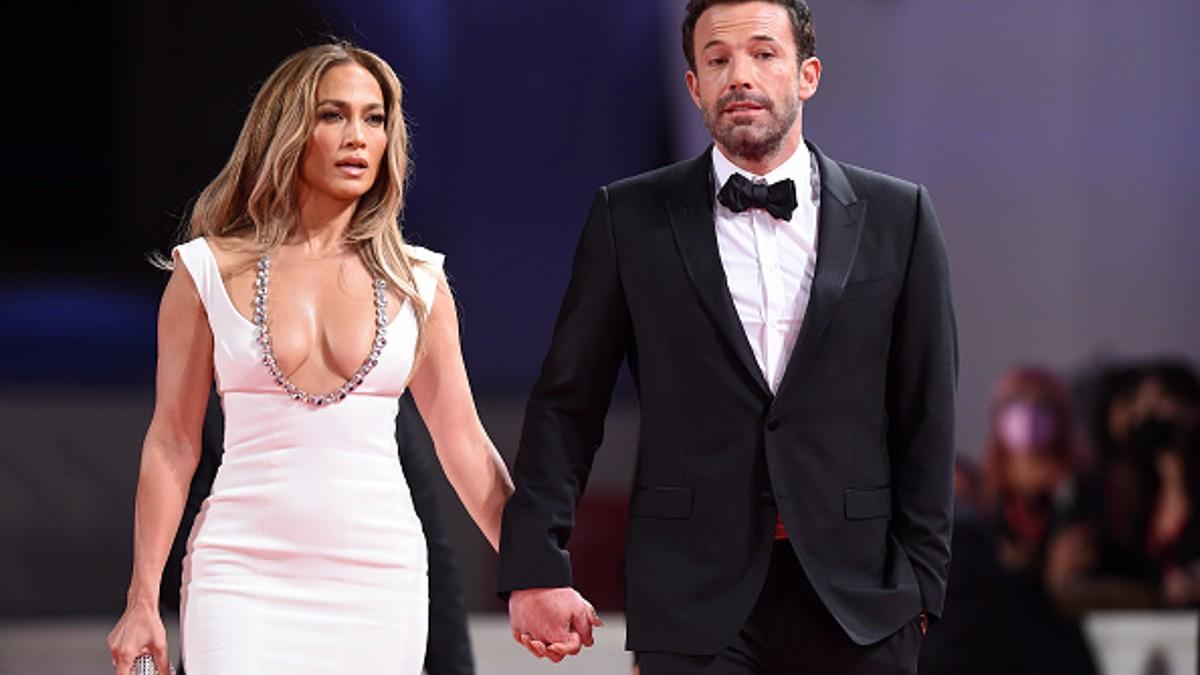 Jennifer Lopez y Ben Afflecl